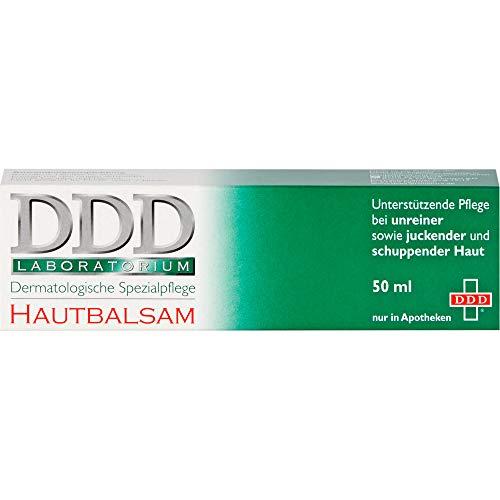 DDD Laboratorium Dermatologische Spezialpflege Hautbalsam, 50 g Creme