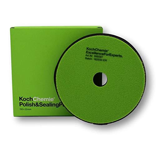 Koch Chemie Polish & Sealing Pad Polierpad Polierschwamm (Ø 150mm)