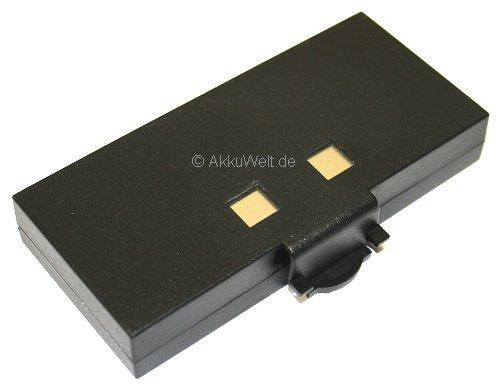 Ersatz Akku (80200505) für Abitron Hetronic Kransteuerung 68303000 68303010 68303020 FBH 1200 EL FBH1200EL FUA07 6830303001 70745 GA GL GR GR-W TG FBH-1200 HET1200 FUA-07 HE010 Magnetek 2026A KH68303010.B