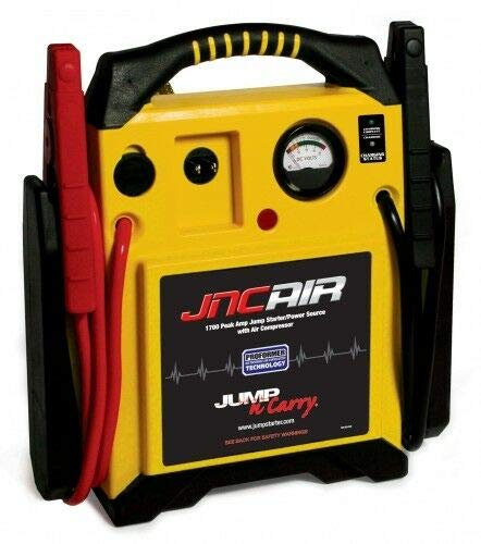 Cheapest Price! VictoriouStore by Jump-N-Carry 12 Volt/Air Compressor/Pow er Source SOLJNCAIR New!