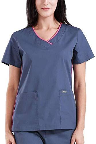 Miaoao-HL Uniformen Scrubs, verpleegsterverzorging, werkkleding in ziekenhuizen, apotheken, schoonheidssalons