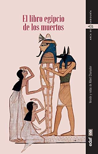 libro egipcio de Los Muertos (Arca de sabiduría)