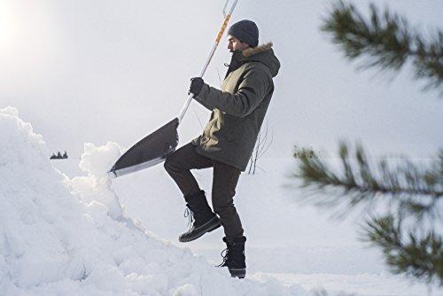 Fiskars Schneewanne Polyethylen 72cm breit, 143021 - 5