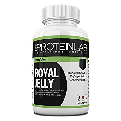 Royal Jelly 750 mg Capsule Tablet Rich in Vitamins Minerals and Trace Elements Vitamin foil Pack 240