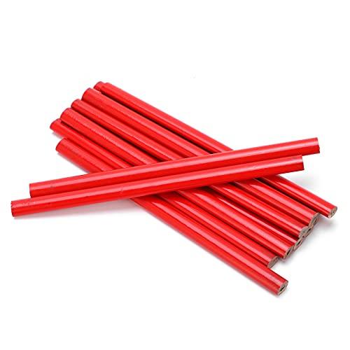 Lápices de núcleo negro, lápices de carpintero Lápices de carpintero para banco de trabajo Sitio de construcción para diseño de juego de herramientas