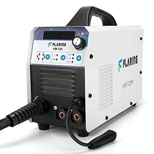 Mig Welder Flux Core 110/220V FLARING ARC/LIFT TIG/MIG Welder FM135
