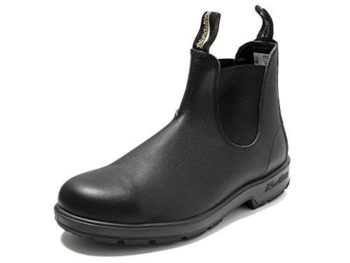 Blundstone Classic, Unisex-Erwachsene Kurzschaft Stiefel, Schwarz (Black Premium), 45 EU (10.5 UK)