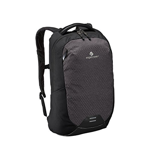 Eagle Creek Wayfinder 20L Backpack-multiuse-15in Laptop Hidden Tech Pocket Carry-On Luggage, Black/Charcoal