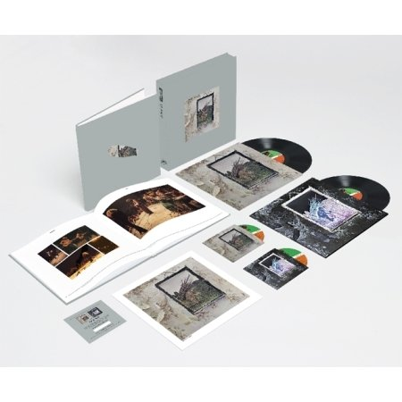 Led Zeppelin IV (2014 Jimmy Page Remastered 2LP+2CD Super Deluxe Edition)