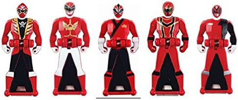 Power Rangers Legacy Red Ranger Key Pack product image