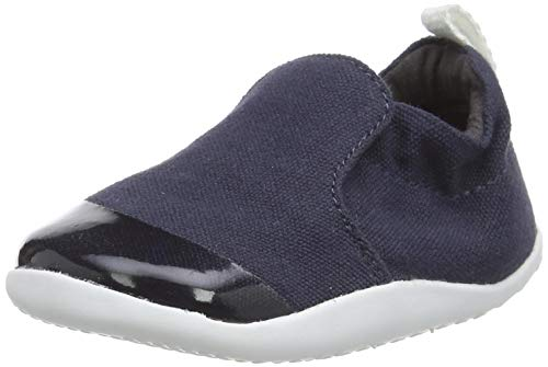 Bobux Scamp, First Walker Shoe Unisex niños, Azul Marino, 20 EU