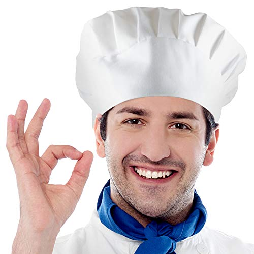 Toque Hat (aka Chef's Hat)