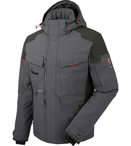 WÜRTH MODYF Winter Softshelljacke One anthrazit: Die Arbeitsjacke für kalte Wintertage. Sowohl für die Arbeit als auch Freizeit geeignet.