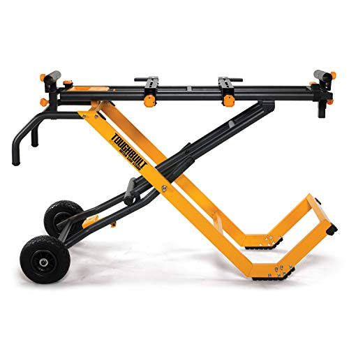 ToughBuilt - 10' Gravity Miter Saw Stand with...