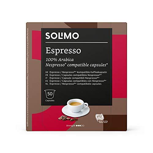 Amazon Brand - Solimo Nespresso Compatible