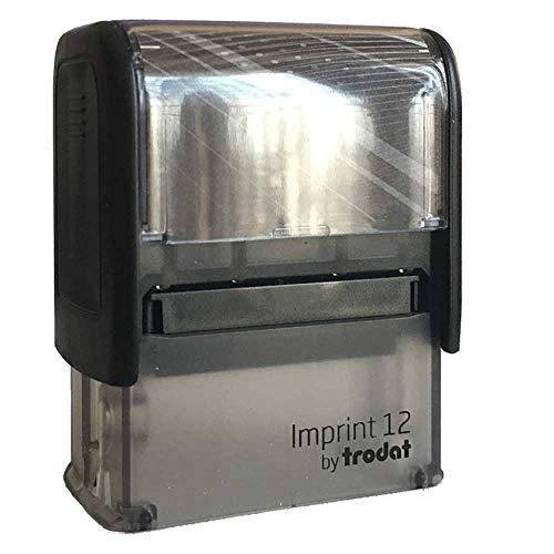 Timbro Autoinchiostrante Personalizzato Imprint 12 - Completo di Personalizzazione