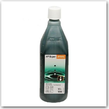 Stihl HP Super Zweitaktmotorenöl Mischöl Zweitaktöl 1l Flasche 07813198053