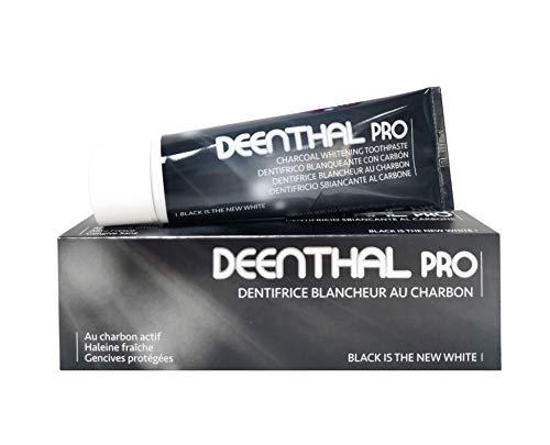 Deenthal Blanqueante con Carbón Activo Dentífrico 75 ml