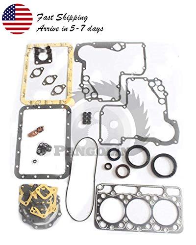 D950 Engine Gasket Kit for Kubota B8200HST-E F2100E KH41 KH61 Tractor Aftermarket Parts -  PANGOLIN