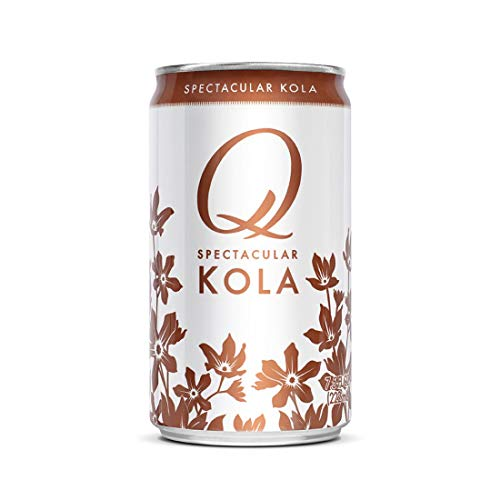 Q Kola, Premium Cola, 7.5 Fl oz, 24 Cans