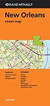 Rand McNally Folded Map: New Orleans Street Map by Rand McNally(October 31, 2013) Paperback