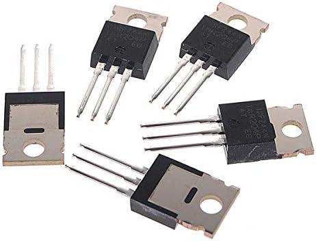 Superlatite KASILU Safety and trust EJG0114 20Pcs IRFZ44N Transistor N-Channel Powe Rectifier