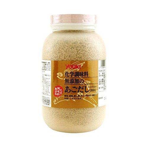 ユウキ食品 化学調味料無添加のあごだし 400g ×12個