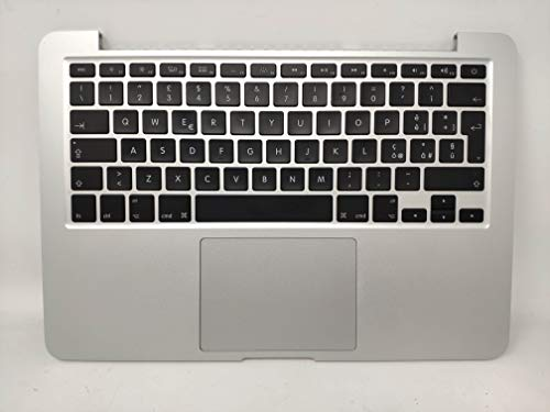 Buy PC Top Case Assembly for Apple MacBook PRO A1502 Late 2013 13' Grade A - Italian Layout - 661-8154 - (Battery KO) 661-8154