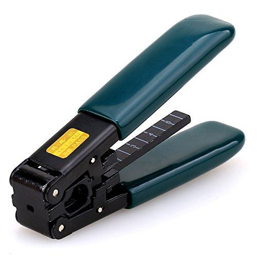 Cruiser Faser Abisolierwerkzeug Faser Abisolier Kabel FTTH Striping Zange