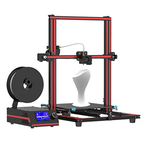 DM-DYJ industriële zeer nauwkeurige 3D-printer, X3S snelle installatie FDM 12864 familie-onderwijs, dubbele Z-as
