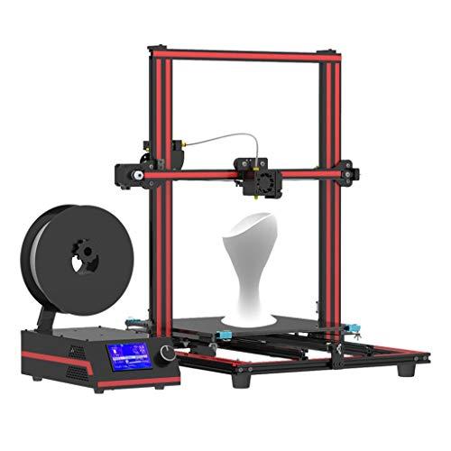 Imprimante 3D De Haute Précision Industrielle, X3S Installation Rapide FDM 12864 Famille Éducation, Double Axe Z