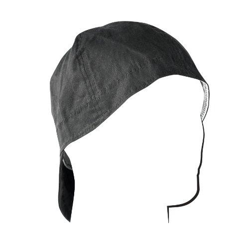 ZANheadgear Welder Cap (Black, 7.5')