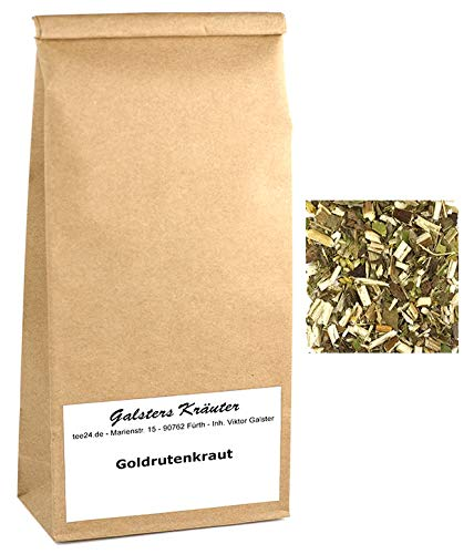 100g Goldrutenkraut Goldrute Goldruten-Tee Solidago | Galsters Kräuter