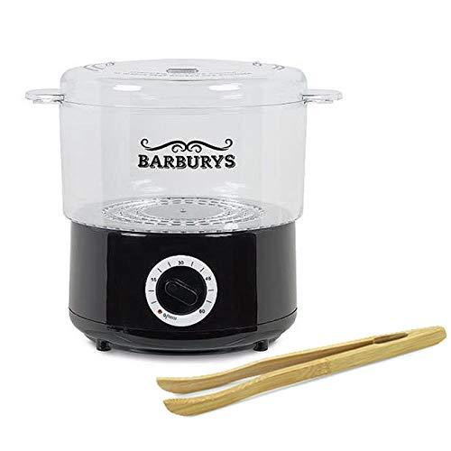 Calentador de toallas eléctrico para uso estético, peluquería y barbería, calentador de toallas de rizo para cara y cuerpo profesional