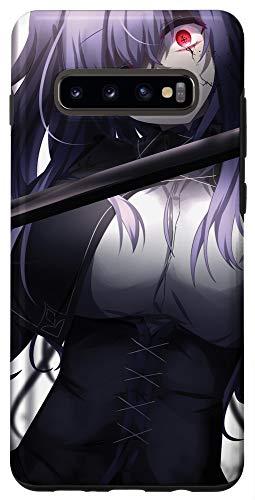 Galaxy S10+ Anime Girl Waifu Aesthetic Japanese Manga Yami Kawaii Otaku Case