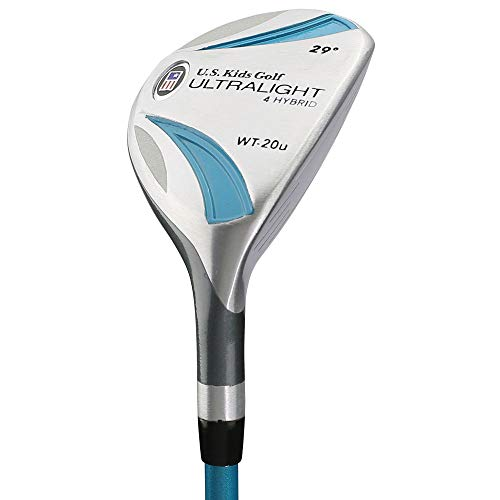 US kids Golf UL 48 Hybrid 4, Unisex niños, Azul, 118 a 125 cm