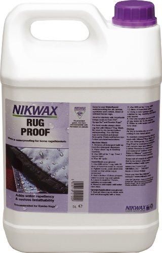 Sport 5020716275009 Nikwax Rug Proof Wash-In Blanket Proofer - 5lt