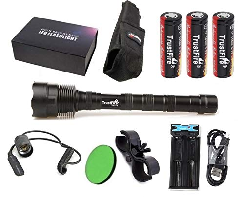 Kit original Trustfire TR-3T6-3 Led CREE XML-T6 6000
