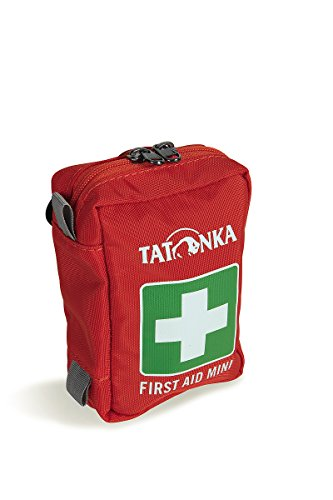 Tatonka Erste Hilfe First Aid Mini, red, 10 x 7 x 4 cm