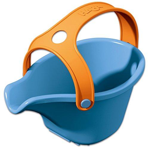Haba 301441 Sandspiel Kleinkind-Gießkanne, blau