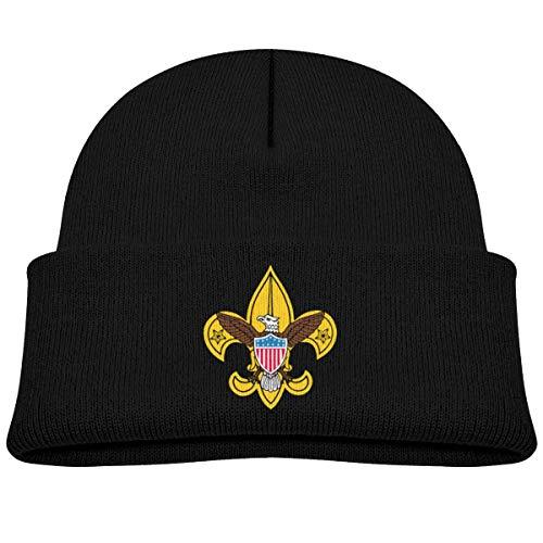 NR Boy Scouts of America Strickmütze für Jungen und Mädchen