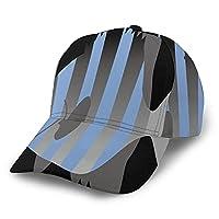 イシダイ 魚 Fish 野球帽に沿って曲げる 帽子 野外活動、ショッピング、野球、ランニング、ショッピング、ヒップホップ、パーティー 節可能なバスケットボールの帽子日よけ帽子 Cap