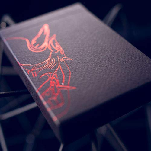 SOLOMAGIA Hannya Playing Cards Version 2