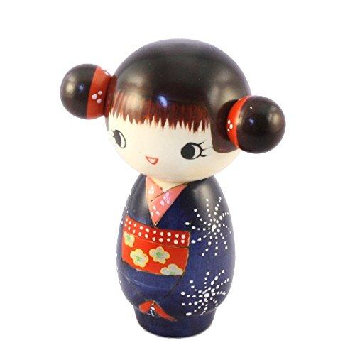 Kokeshi Puppe - Gokigen