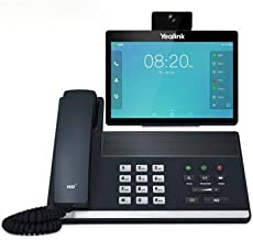 $492 » Yealink VP59 -Teams Video Phone - SIP-VP59-TEAMS - (Power Supply NOT Included)