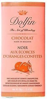 Chocolate Negro a la Naranja Confitada