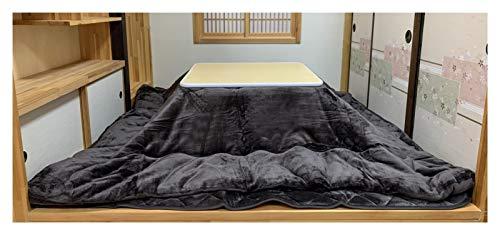 WNN-URG Japanische StyleHome Tatami Tisch Winter Innenheizung Tischlese Schlafheizung Tischset (Größe: 75 * 75cm) URG
