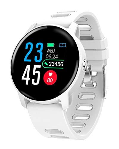 DrPhone – Reloj Inteligente M7, Resistente al Agua, con Tapa Dura, informes y Reloj