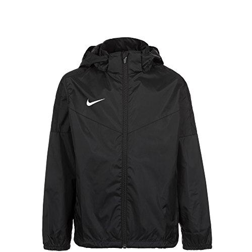 Nike Bekleidung Yth'S Team Sideline Rain Jkt Chaqueta, Niños, negro (black/White), L