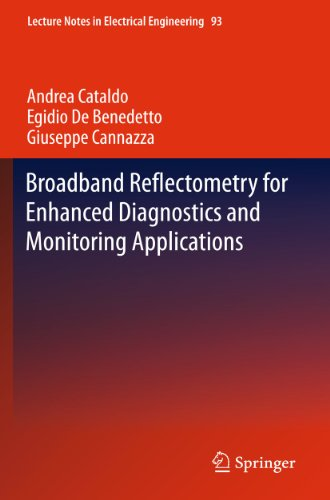 Broadband Reflectometry for Enhanced Diagnostics and Monitoring Applications (Lecture Notes in Electrical Engineering (93), Band 93)